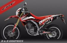 Honda CRF250L CRF250M CRF 250 CRF250 Graphics Sticker Kit - NEW!!