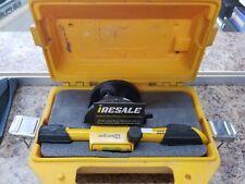 CST/Berger 54-135N 20X Transit Level Achromatic Coat Lens w/Hardshell Carry Case