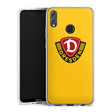 Huawei Honor 8X Silikon Hülle Case - Dynamo Gelb