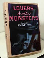 Lovers & Other Monsters edited by Marvin Kaye - Science Fiction Book Club ed