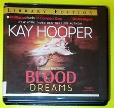 Blood Trilogy: Blood Dreams 1 by Kay Hooper (CD, Unabridged)