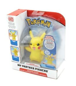 🔥NEW! Pokemon My Partner Pikachu by Wicked Cool Toys🔥