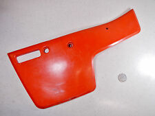 80 CAN-AM QUALIFIER III 250 RIGHT SIDE FRAME COVER
