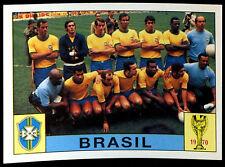 Brasil #36 World Cup Story Panini Sticker (C350)