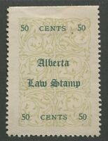 CANADA REVENUE AL12 MINT