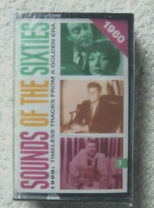76307 Cassette 3 Sounds Of The Sixties [NEW / SEALED] Cassette Album