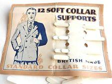 Lote Vintage Cuello Estancias en Original Tarjeta - Plástico Suave Soportes