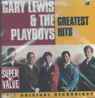 GARY LEWIS & THE PLAYBOYS - GREATEST HITS [CURB] NEW CD