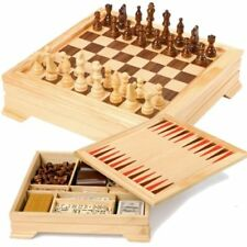 Juegos de color principal multicolor de madera con 2 jugadores