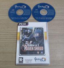 TOM CLANCY'S RAINBOW SIX 3: Raven Shield-PC-CD ROM GIOCO