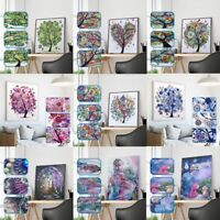 Special Shaped DIY 5D Diamond Painting Tree Plant Animal Cross Stitch Embroidery