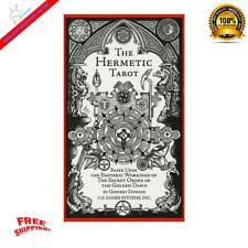The Hermetic Tarot Cards – January 1, 1979