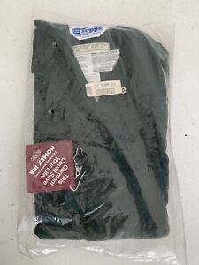 Topps CO07 55806 NOMEX COVERALL 4.5 oz Green New Vintage Sz 42-R Multiple
