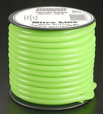 """Green Silicone Nitro Fuel Line for RC Cars/Trucks (Sold in One Foot/12"""" lengths)"""