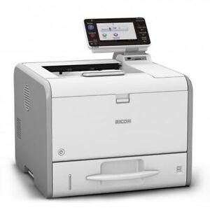 Ricoh Aficio SP 4520dn black and white Laser Printer 42PMM 4K Pages w/ TONER
