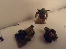 Star wars Action Figures Dismantled C-3PO and YODA Hasbro
