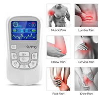 OSITO TENS Unit Pain Relief Electronic Muscle Stimulation EMS Pulse Massage AU