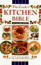 """NEW """"The Cook's Kitchen Bible"""" Hardcover by Norma MacMillan (Beginner's Guide)"""