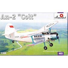 ANTONOV AN-2 'COLT' BIPLANE TYPE 22 1/144 AMODEL 1422