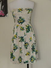 BARKINS Strapless Dress with Boning  ~ Size 12 ~ Pre owned