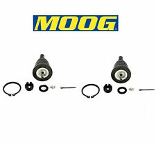 PAIR OF NEW MOOG K80630 UPPER BALL JOINTS FOR 06-12 RWD DODGE RAM 1500 2500 3500