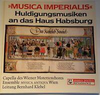 Huldigungsmusiken an das Haus Habsburg Musica Antiqua Wien Christophorus Stereo