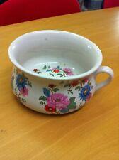 Vintage floral Portmeirion potty