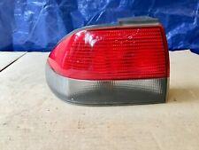1999-2002 Saab 9-3 Left Taillight 4 Door Hatchback FREE BULB HOUSING & Pigtail