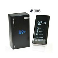 """SMARTPHONE SAMSUNG GALAXY S9 + PLUS DUOS 128GB LILAC 6,2"""" DUALSIM G965FD G965F-"""