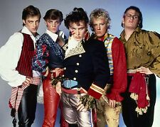 """Adam and the Ants 10"""" x 8"""" Photograph no 1"""