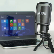 Rode NT-USB Versatile Studio-Quality USB Microphone NTUSB MIC for PC / Mac NEW