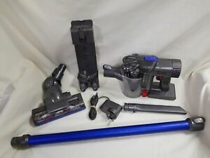 Dyson DC44 Animal Cordless Handheld Vacuum Cleaner with Dock, Charger, Some Atta