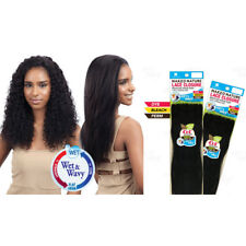 NAKED BRAZILIAN VIRGIN REMY HUMAN HAIR WET&WAVY 4x4 LACE CLOSURE DEEP WAVE 12""