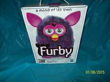 2012 Purple Furby Voodoo
