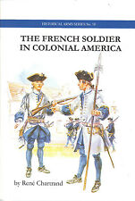 French Soldier Colonial America Canada-Louisiana Military Rev War Booklet