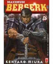 Maximum Berserk N° 26 - 1ª Edizione - Planet Manga - ITALIANO NUOVO #NSF3