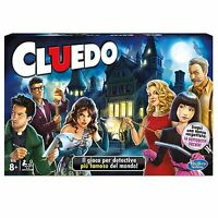 Hasbro Cluedo Classic Myster