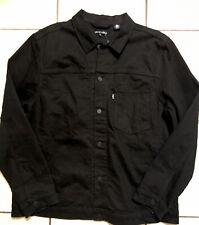 BNWOT Mens Levis Line 8 Collection Black Jacket Size XL
