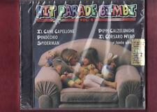 HIT PARADE BIMBI VOL.4 cover version CD NUOVO SIGILLATO