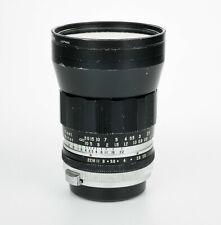 Asahi Pentax Auto Takumar 35mm 1:2.3 obiettivo wide angle lens M42 screw