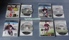 4 Spiele: Fifa 12 , Fifa 13 , 14 und Fifa 15 fuer Sony Playstation 3 PS3