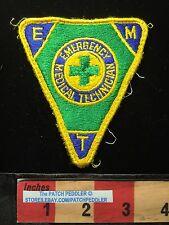 Vtg High Quality Original Emt Emergency Medical Technician Patch 62I2