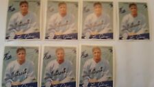 (7 card lot) 1934 Henry Hank Greenberg Goudey Reprints  #62 Detroit Tigers