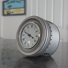 P-51 MUSTANG raw PACKARD V1650 ROLLS ROYCE MERLIN AIRPLANE ENGINE PISTON Clock