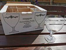 Hendricks Exclusiv 6 Pokal Ritzenhoff Gin Glas. Selten Hendrick's