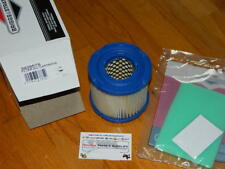 Genuine Briggs & Stratton 393957 Air Filter & 271794 Pre Filter Troy Bilt horse