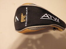 Golden Bear ATW 7 Wood cover with wrench Zipper closer