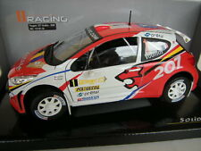 PEUGEOT 207 WRC #1 SAN REMO RALLY 2008 VOUILLOZ KLINGER SOLIDO 118951 1/18