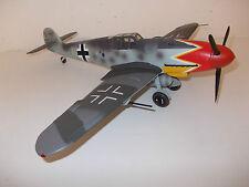 Me 109 G - 5 , geflogen von Fliegerass Hermann Graf - in  1:18 - Ultrarar !!