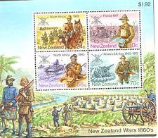 New Zealand at War min sheet mnh